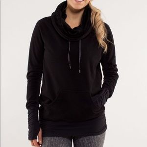 EUC Lululemon Don't Hurry Be Happy Pullover